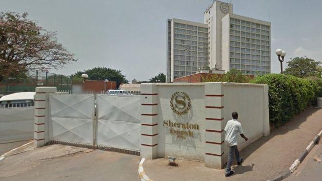 sheraton hotel uganda