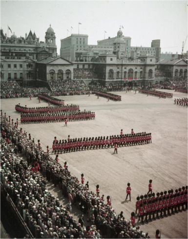 Trooping the Colour 1951