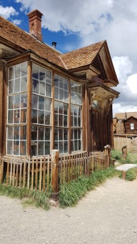 One of Bodie's shops.