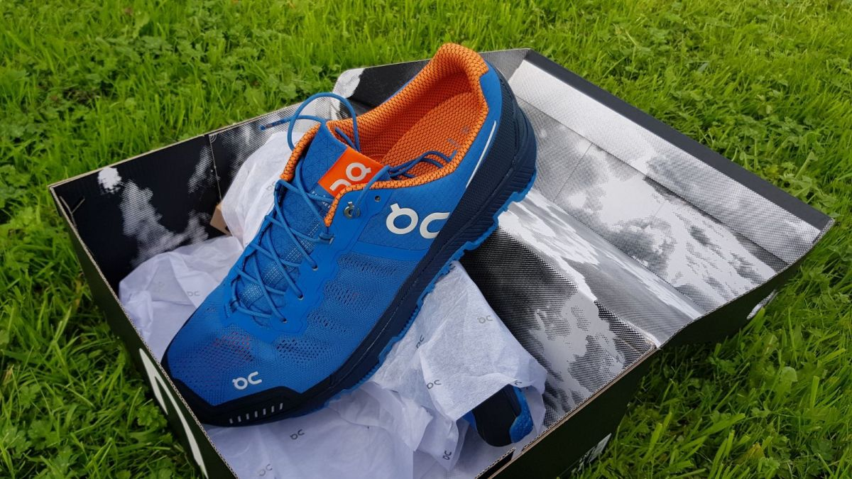Product Review: Cloudventure trail running shoe by Swiss manufacture 'On'